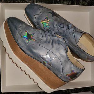 Stella Maccartney Elise Stars Shoes